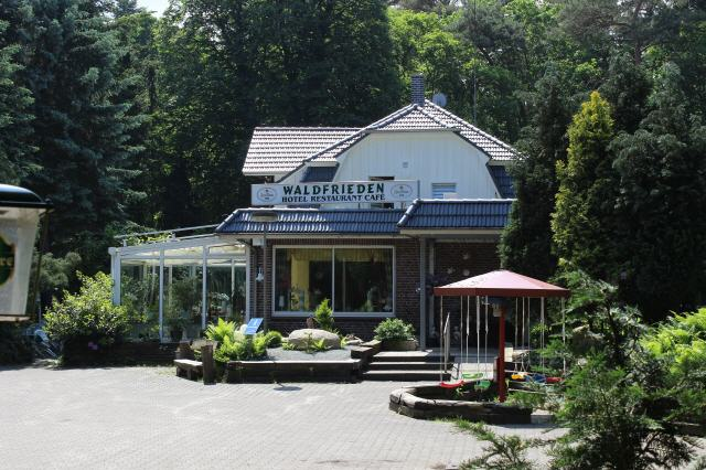 Hotel Cafe Restaurant Waldfrieden